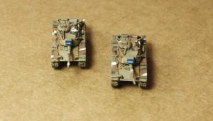 M60A1 GHQ Desert MERDC Front