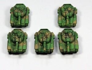 Opfor MBT Group (Gun-Msl)
