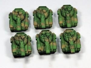 Opfor MBT Group (Plasma Gun)