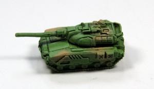 Opfor MBT (Gun)