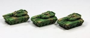 Opfor Tank Company (Gun-Msl)
