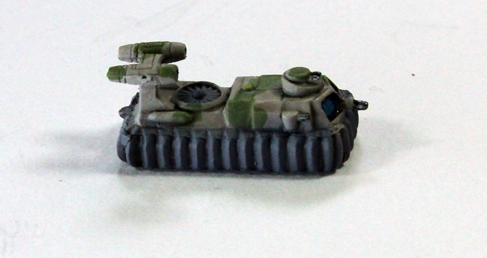 6mm Miniatures Useful for Stryker and Traveller - Citizens of