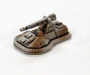 GZG Rommel Lt Hovertank