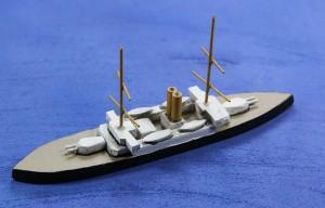 HMS Majestic HM