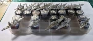 4 - Ships Mounted
